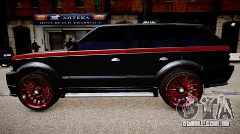 Huntley Range Rover Sport para GTA 4