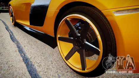 Audi R8 PPI Threep Edition para GTA 4