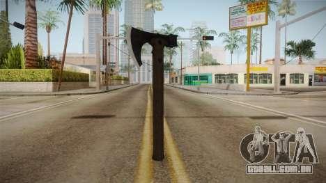 GTA 5 Battleaxe para GTA San Andreas