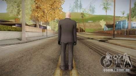 Hitman Agent 47 para GTA San Andreas