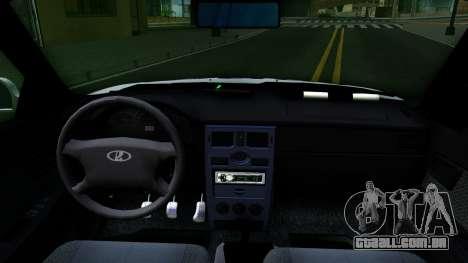 VAZ 2170 Priora DPS para GTA San Andreas