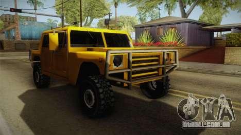 Patriot para SA:MP para GTA San Andreas