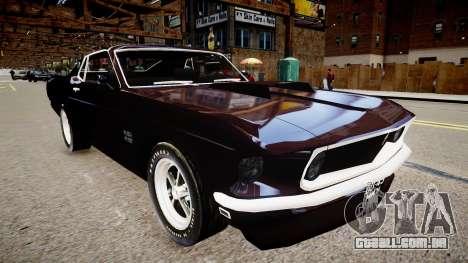 Ford Mustang Boss 429 1964 para GTA 4