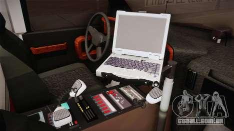 Chevrolet C4500 2008 Ambulance para GTA San Andreas