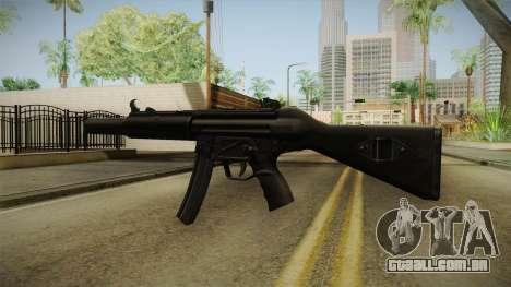 MP5 SD2 para GTA San Andreas