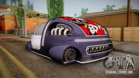 Alpha Futuro para GTA San Andreas