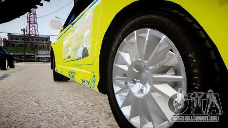 Mitsubishi Evo IX Fast and Furious 2 V1.0 para GTA 4