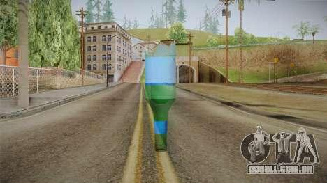 EFES Broken Bottle para GTA San Andreas