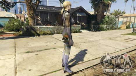 Jill Valentine para GTA 5