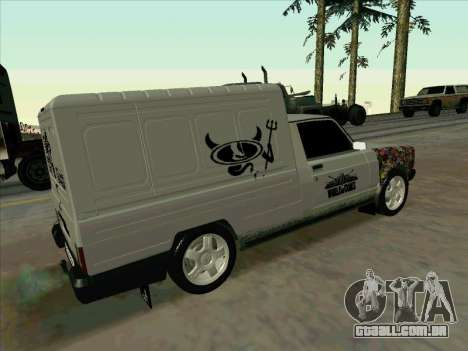 IZH-21175 para GTA San Andreas