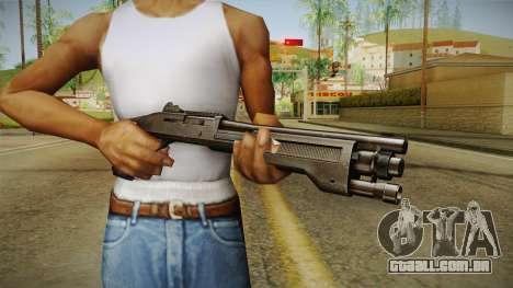 Tactical M3 para GTA San Andreas