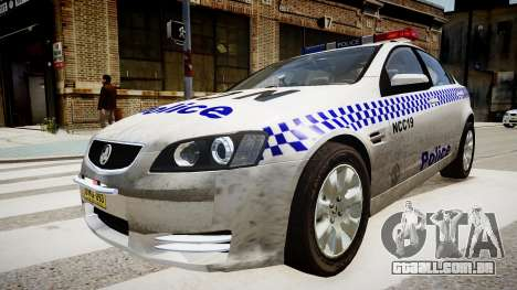NSWPF Omega v3 para GTA 4