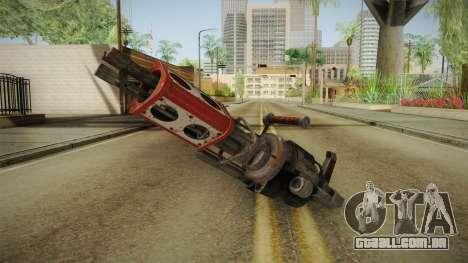 Star Wars Battlefront 3 Minigun para GTA San Andreas