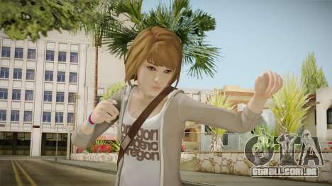 Life Is Strange - Max Caulfield Oregon v1 para GTA San Andreas