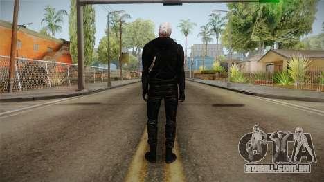 Payday 2 - The Biker para GTA San Andreas