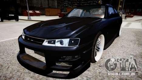 Nissan 200SX Tuning para GTA 4