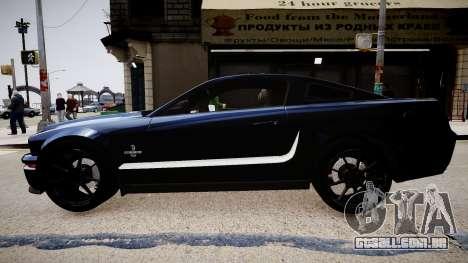 Shelby GT500KR para GTA 4