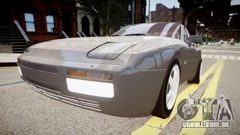 Porsche 944 Turbo para GTA 4