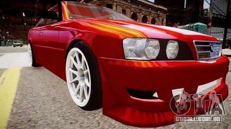 Toyota Chaser Tourer V para GTA 4