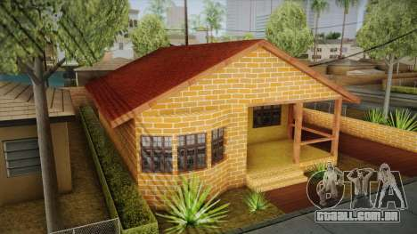 New Big Smoke House para GTA San Andreas