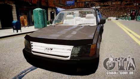 Toyota Land Cruiser VXR 1999 para GTA 4