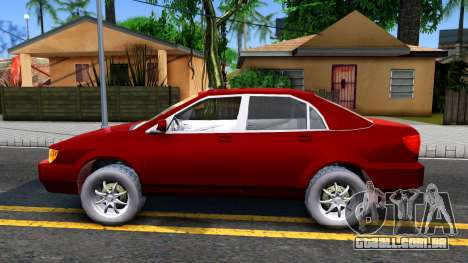 Zimos From Saints Row 2 para GTA San Andreas