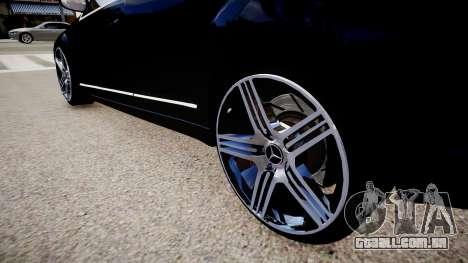 Mercedes-Benz W221 S500 para GTA 4