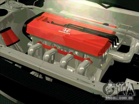 Honda CIVIK FERIO RR para GTA San Andreas
