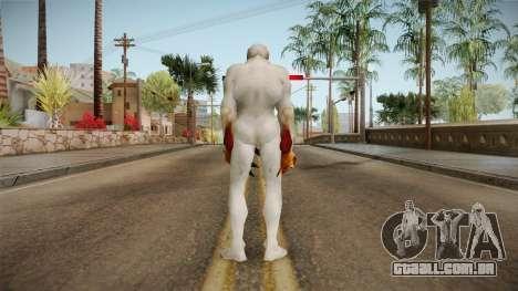 Archvile from DOOM 3 para GTA San Andreas