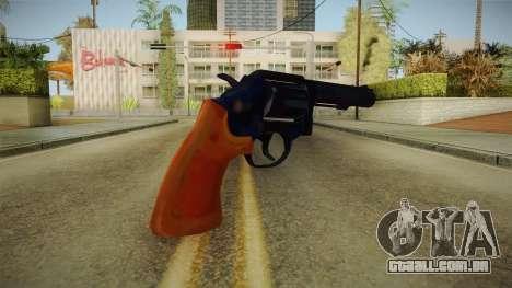 Life Is Strange - Chloe Gun para GTA San Andreas