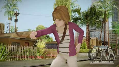 Life Is Strange - Max Caulfield Vortex Club v1 para GTA San Andreas