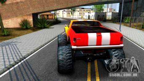 Marshall para GTA San Andreas