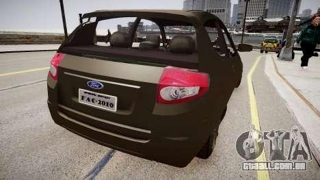 Ford Kalina para GTA 4