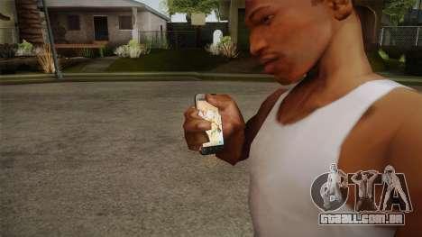 Novo smartphone para GTA San Andreas