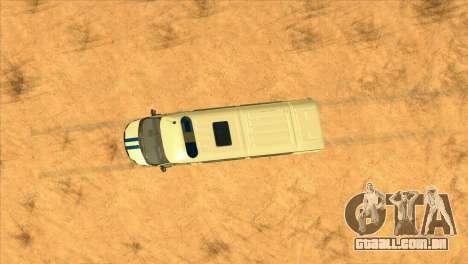 Gazela PPSP para GTA San Andreas