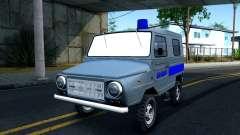 LuAZ 969М Polícia