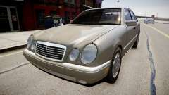 Mercedes E280 w210 1998