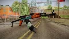 AK47 SU Wingshould