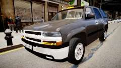 Chevrolet Tahoe Stock 2002