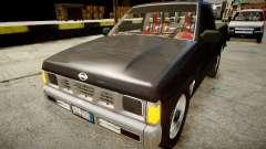 Nissan Pickup 1994 2Doors