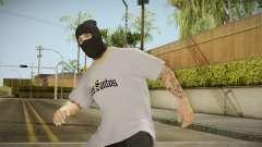 O bandido mascarado