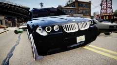 BMW X3 2.5Ti 2009