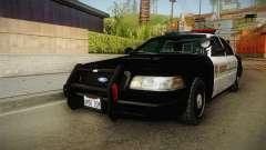 Ford Crown Victoria SHERIFF para GTA San Andreas