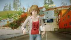 Life Is Strange - Max Caulfield Red Shirt v2