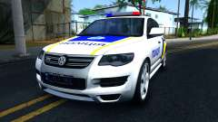 Volkswagen Touareg Polícia Da Ucrânia