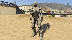 Robocop 2014 para GTA 5