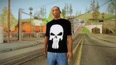 Crânio t-shirt