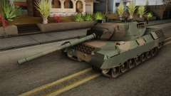 Leopard 1A5 Brazilian Army