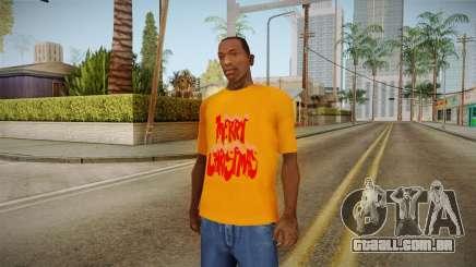 Festiva t-shirt para GTA San Andreas