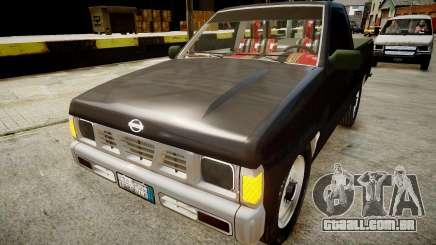Nissan Pickup 1994 2Doors para GTA 4